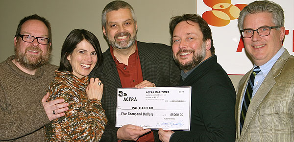 ACTRA Support for PAL Halifax